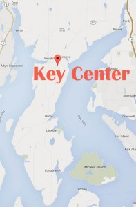 key center washington map