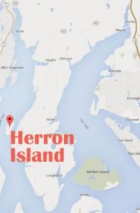 herron island map