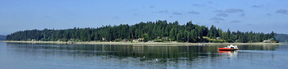 herron island washington