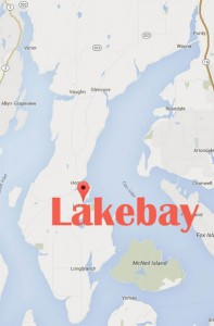 lakebay washington map