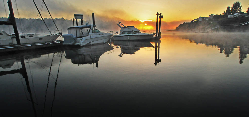 longbranch sunrise marina