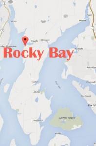 rocky bay map