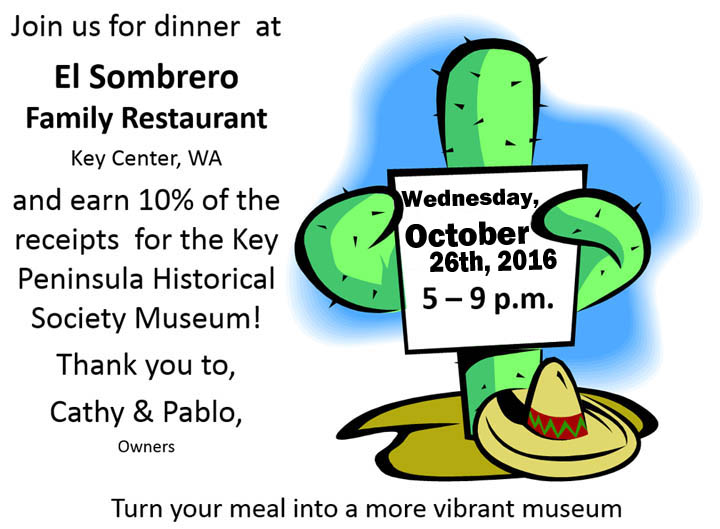 KPHS El Sombrero Fundraiser October 26th 2016
