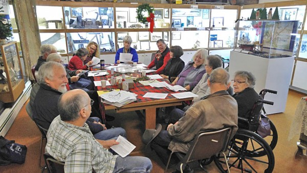 KPHS December board meeting