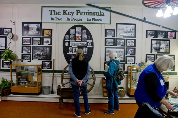 Cackleberries Humbleberries & Hooch: Making a Living on the Key Peninsula Exhibit, Key Peninsula Historical Society