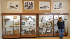 KPHS new exhibit VFW room